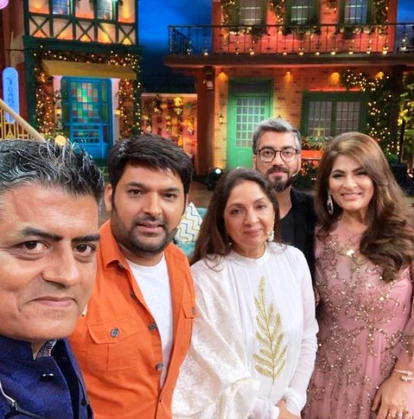 Gajraj Rao in The Kapil Sharma Show
