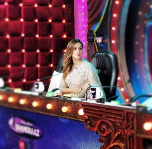 Huma Qureshi as a Judge in India's Best Dramebaaz