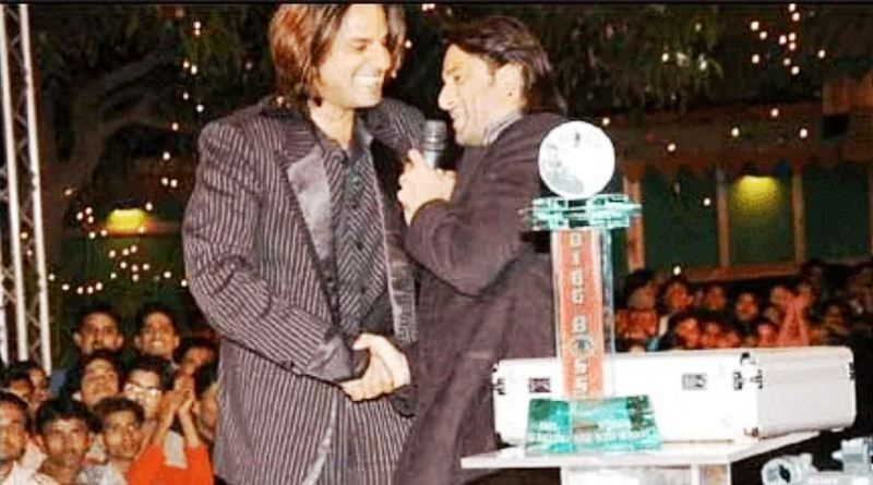 Rahul Roy Winner of Bigg Boss