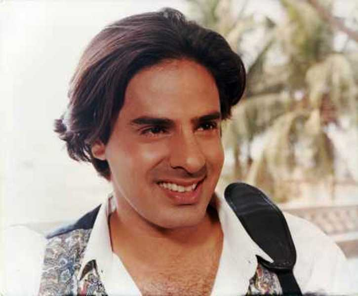 Rahul Roy's Famous Hairstyle