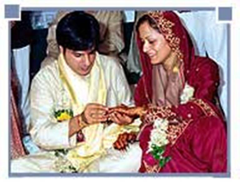 Rahul Roy's Marriage Picture