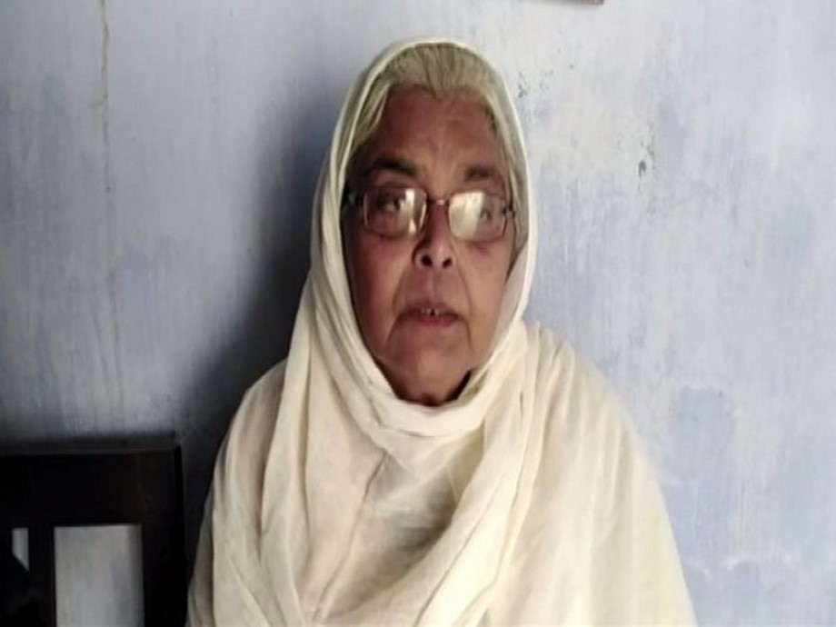 Sharjeel Imam's Mother Afshan Rahim