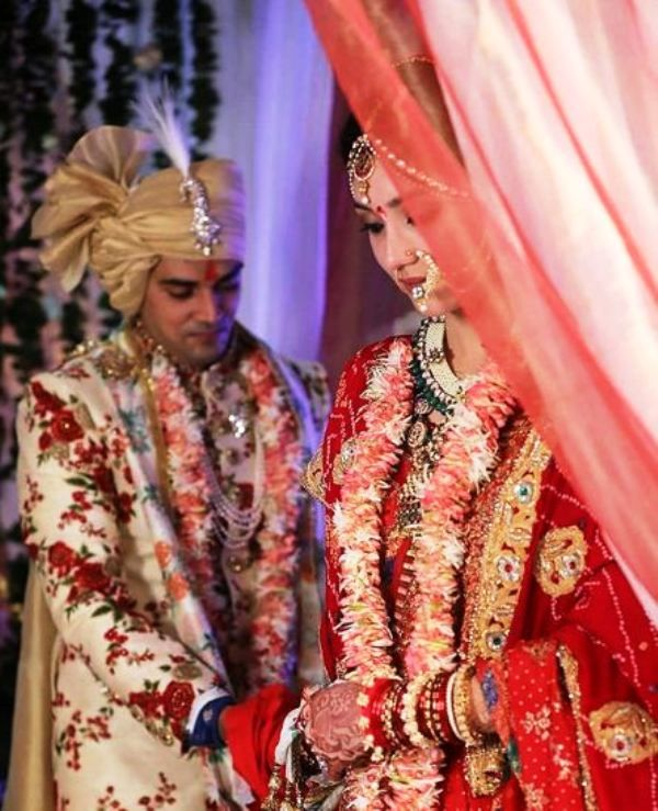 Wedding Picture of Harsh Nagar