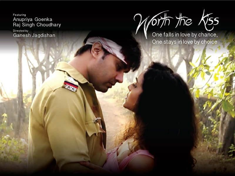 Anupriya Goenka- Worth the Kiss