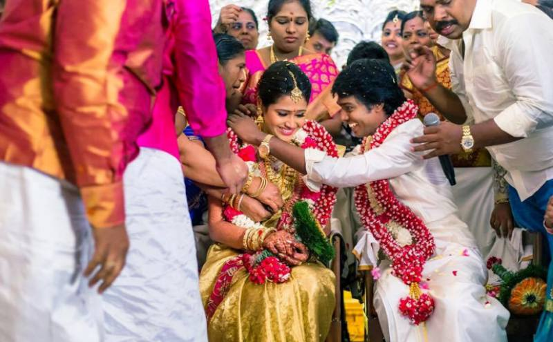 Atlee Kumar's Wedding Picture