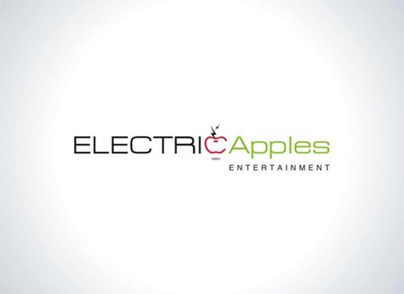 Electric Apples Entertainment Logo