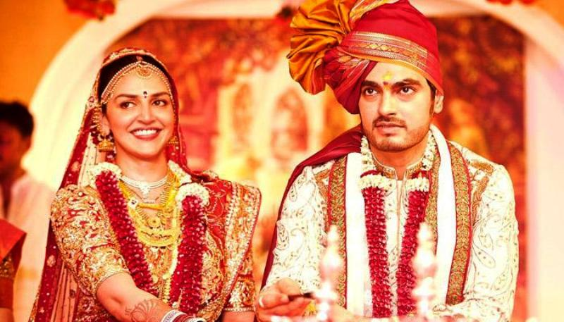 Esha Deol's Wedding Picture