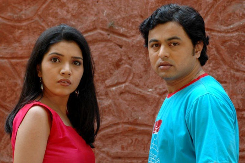 Mukta Barve in a Scene from 'Agnishikha' (2006)