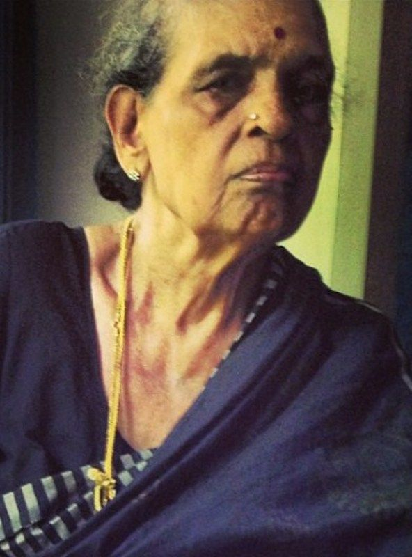 Niranjan Iyengar's Mother