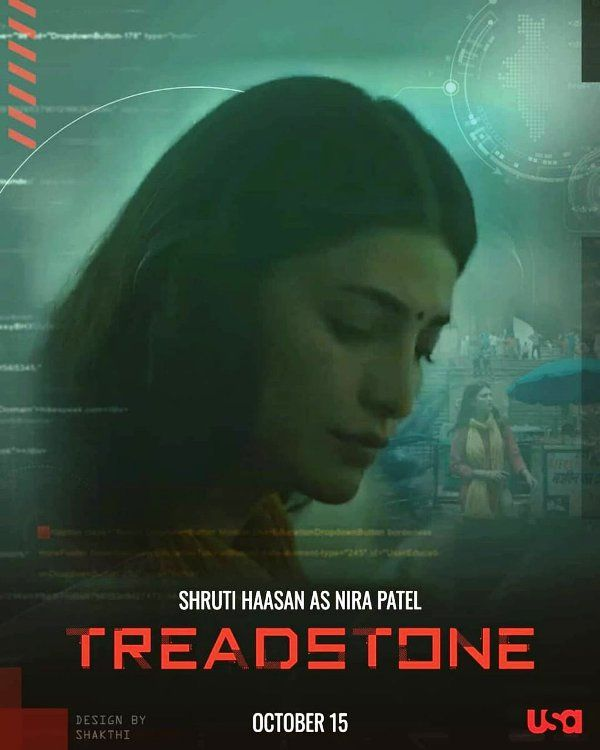 Shruti Haasan in Treadstone