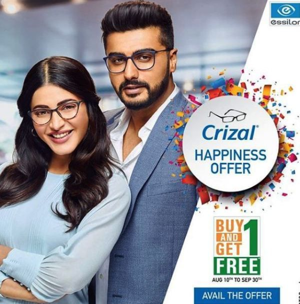 Shruti Haasan in a TV Commercial