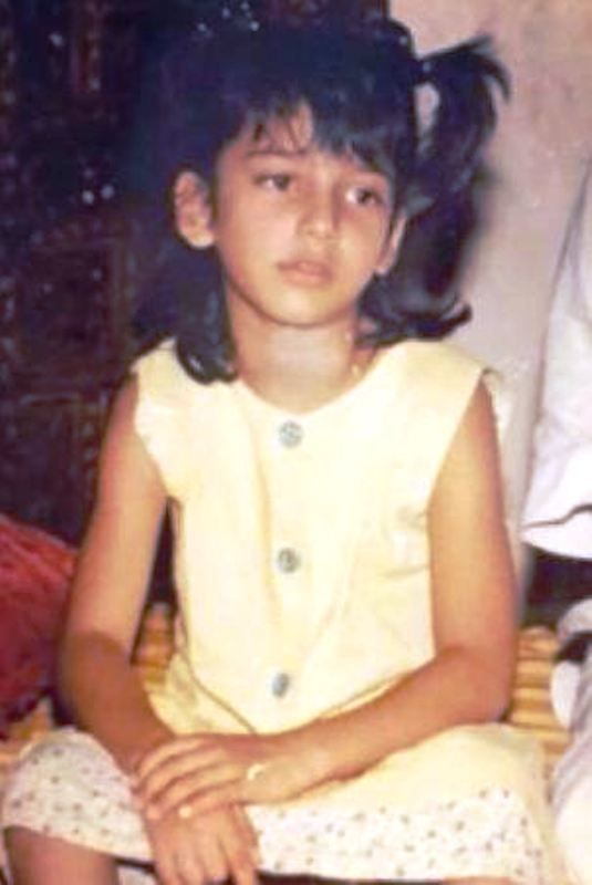 Shruti Haasan's Childhood Picture