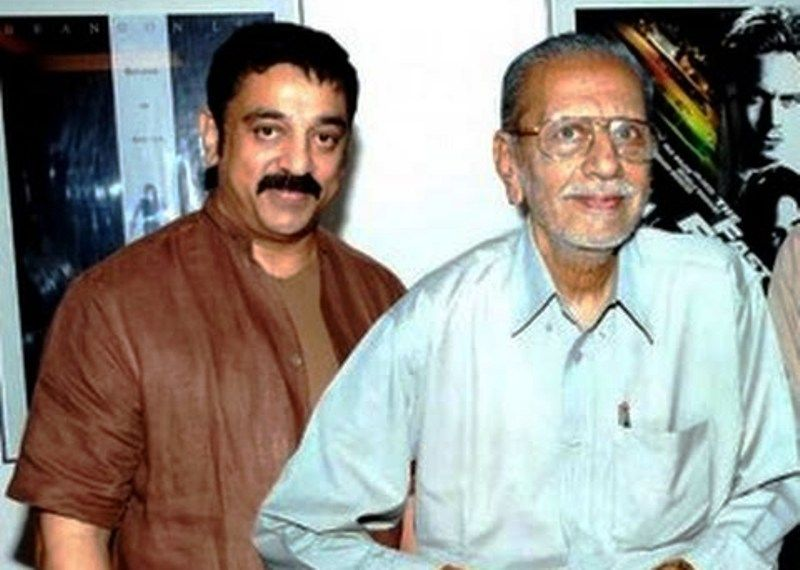 Shruti Haasan's Father and Uncle
