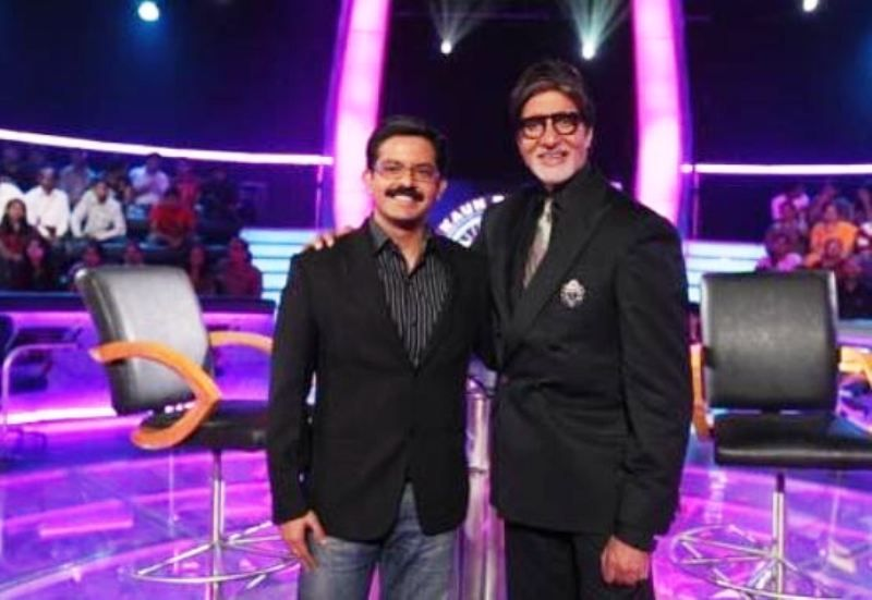Sumit Awasthi on KBC