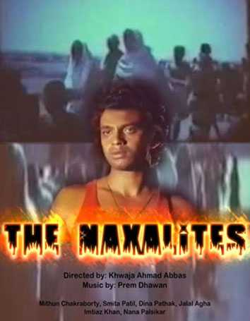 Sunil Lahri debut film The Naxalites