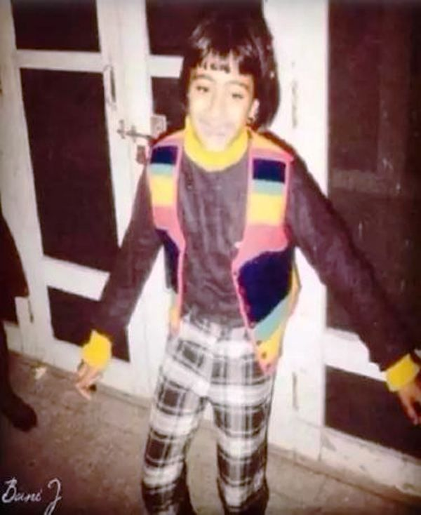 A Childhood Picture of Bani J
