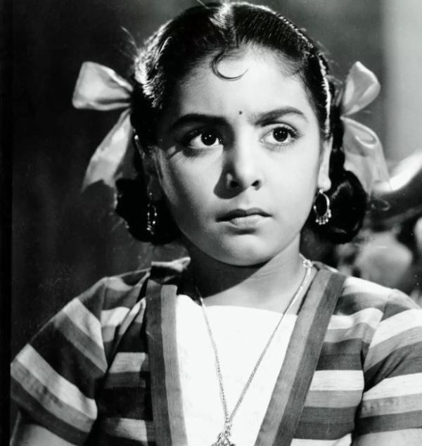 A Childhood Picture of Neetu Singh