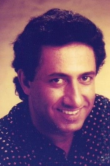 An Old Photo of Lalit Parimoo