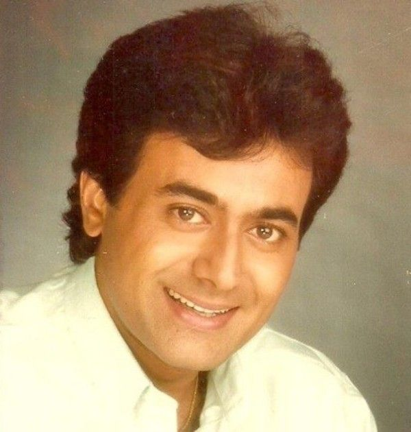An old photo of Nitish Bharadwaj