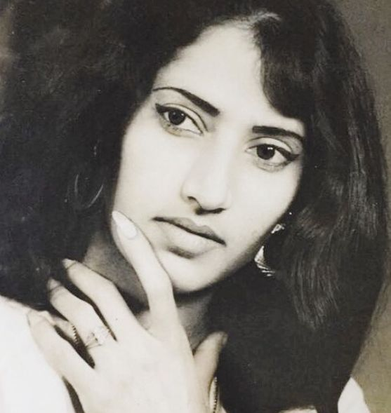 Chitrangada Singh's mother
