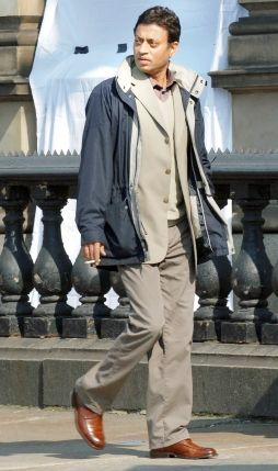 Irrfan Khan Smoking