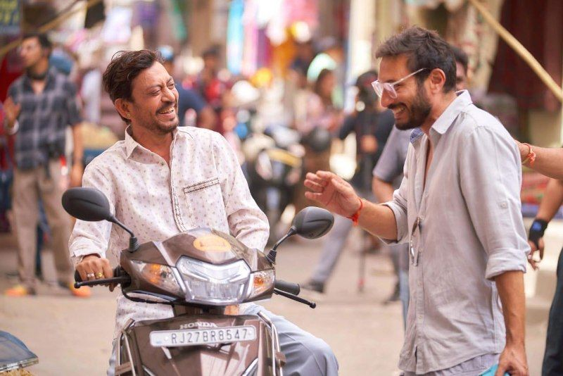 Irrfan Khan in Angrezi Medium