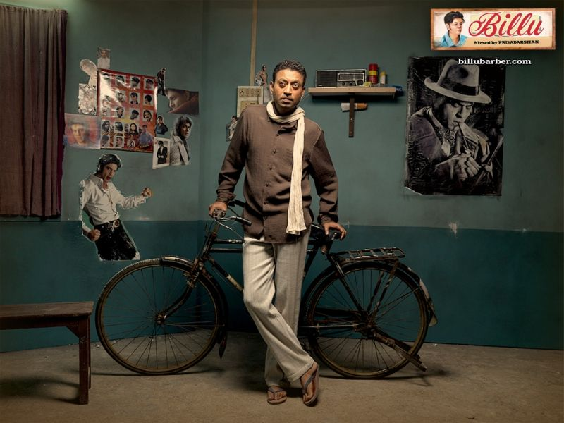Irrfan Khan in Billu