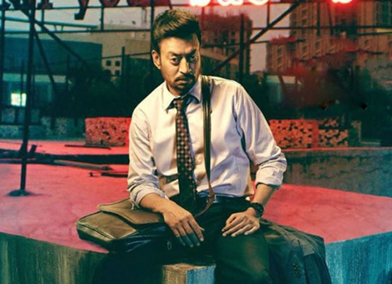 Irrfan Khan in Blackmail