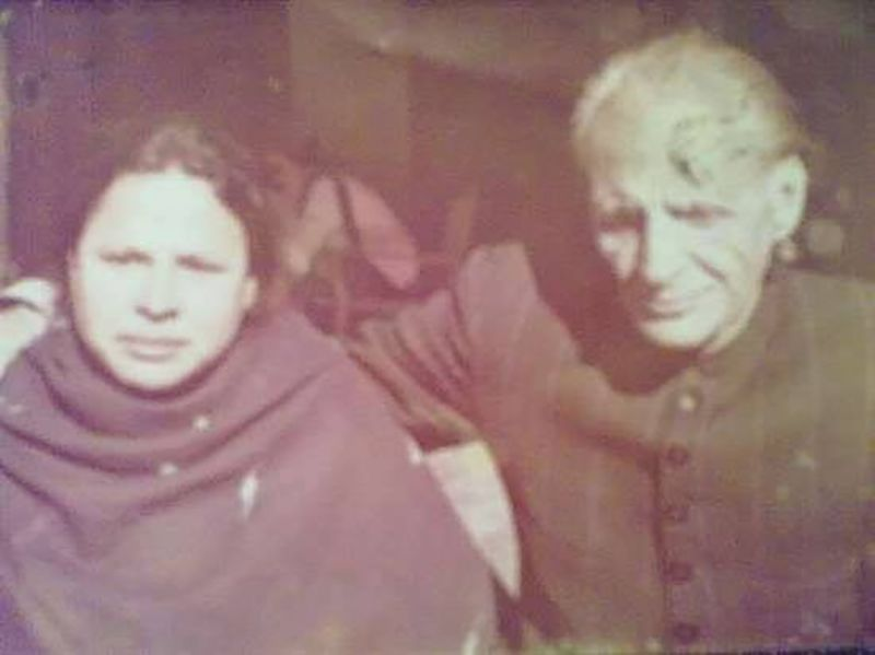 Jaun Elia's Brother, Rais and his Sister