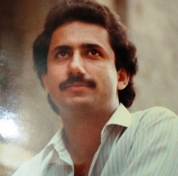 Lalit Parimoo in His Young Days