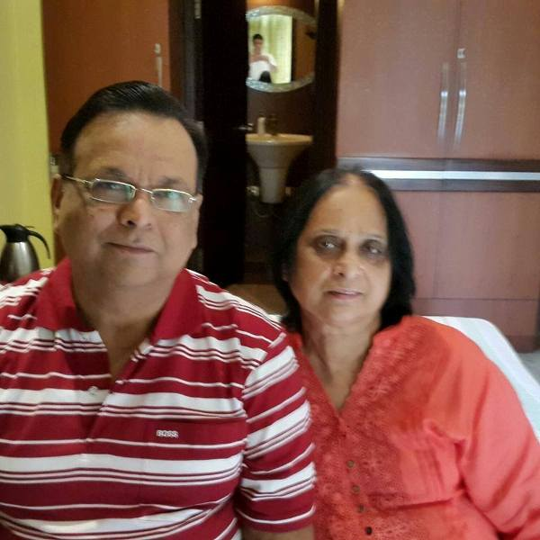 Lav Agarwal's Parents
