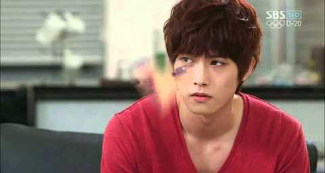 Lee Jong-hyun in a Scene from 'A Gentleman's Dignity'