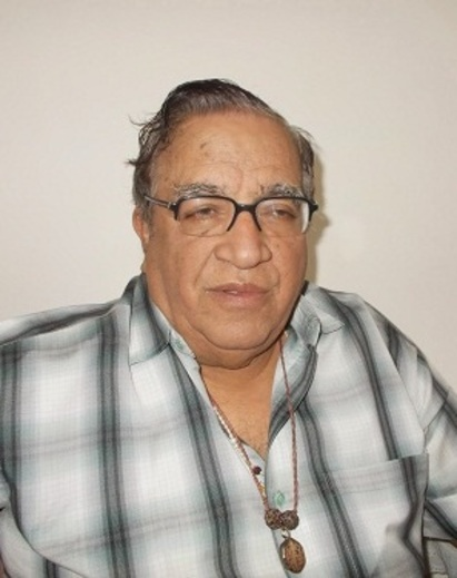 Puneet Issar's father, Sudesh Issar