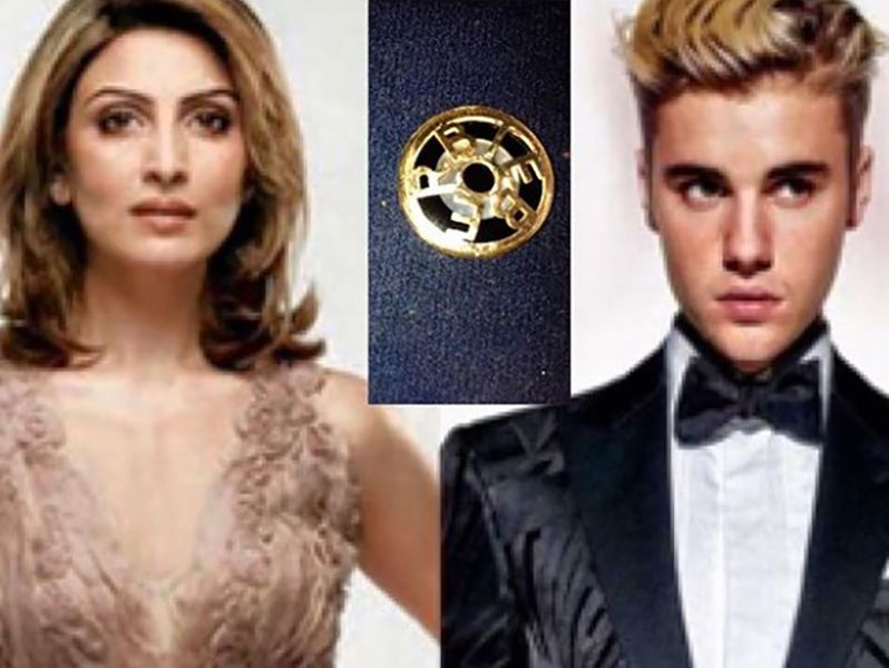 Riddhima Kapoor Sahni's Designed Jeweller For Justin Bieber