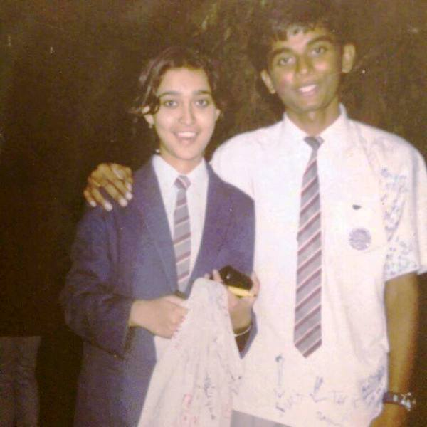 Sayani Gupta During Her School Days