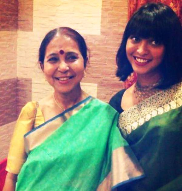 Sayani Gupta's Mother