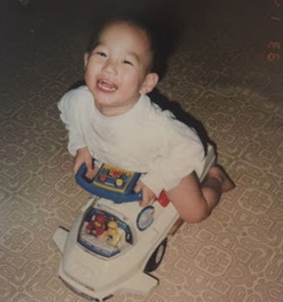 Suho as a Child