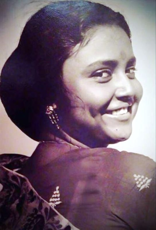 Suparna Moitra's Mother