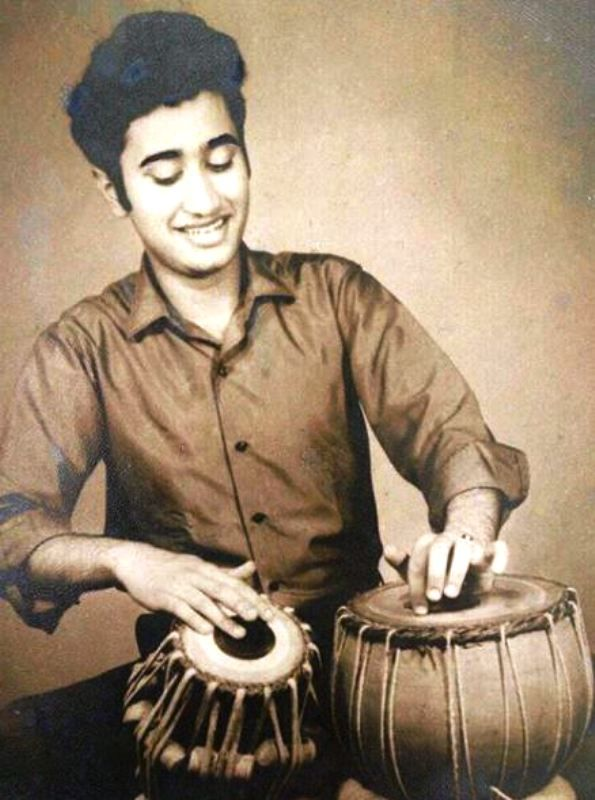 An Old Picture of Ragini Khanna's Father
