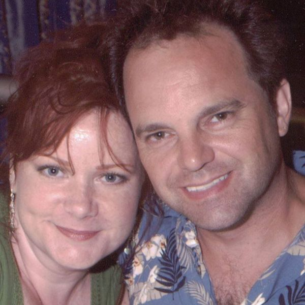 Ed Amatrudo's Brother, Mitchell with his Wife