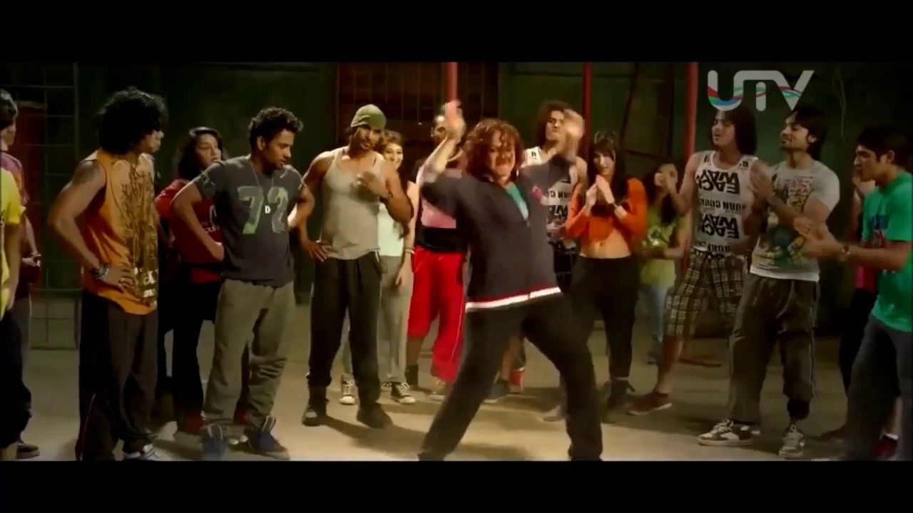 Karishma Chavan in a Scene from ABCD
