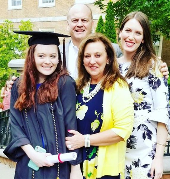 Kat Conner Sterling with her Family