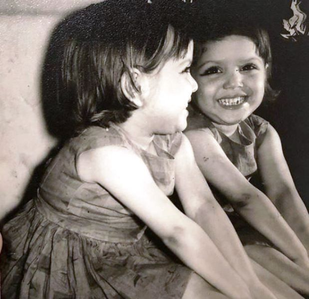 Miheeka Bajaj's Childhood Picture