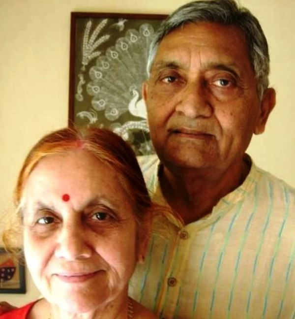 Neeraj Kabi's Parents