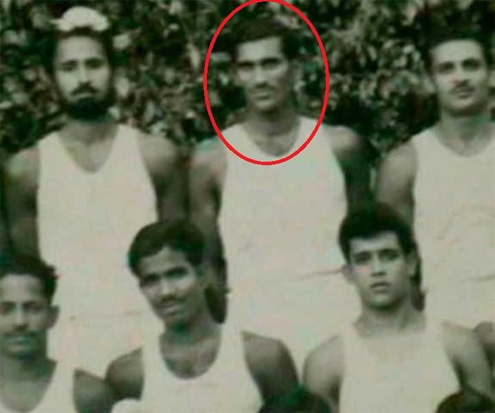Paan Singh Tomar During His Army Days