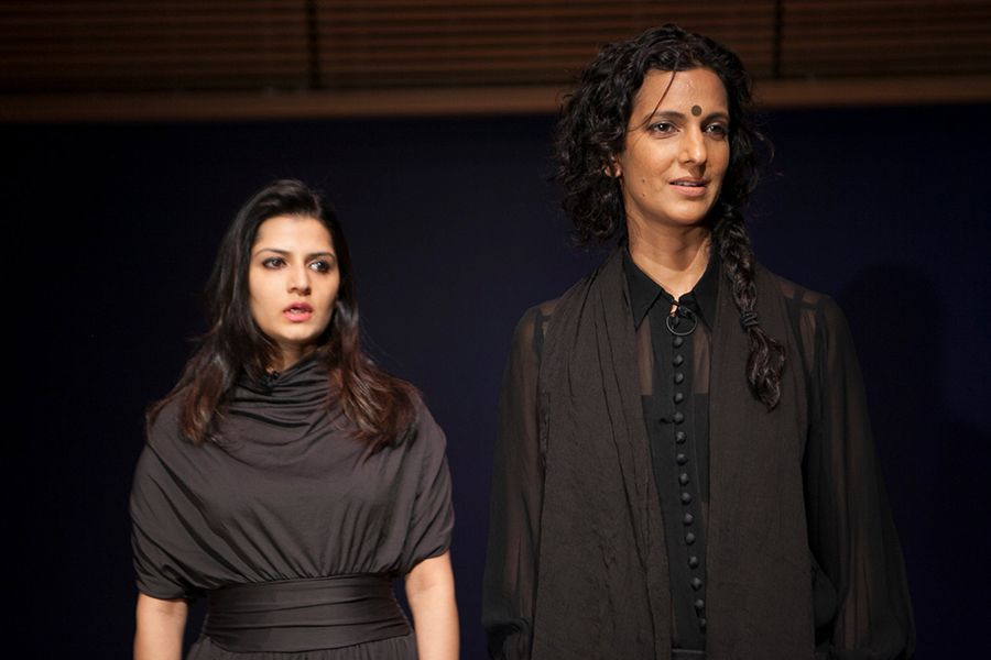 Poorna Jagannathan in a Scene from 'Nirbhaya'
