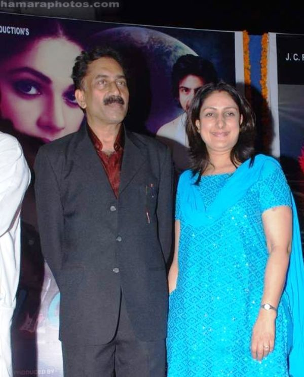 Reshma Modi With Her Husband