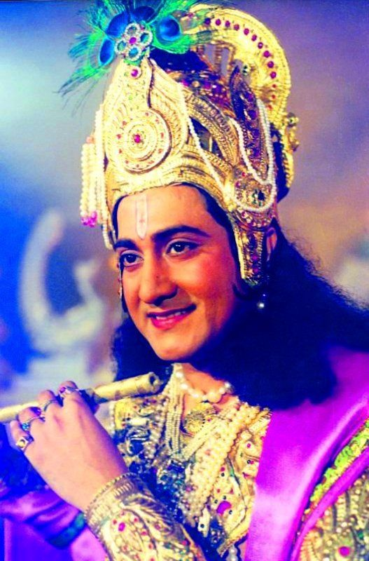Sarvadaman D Banerjee as Krishna