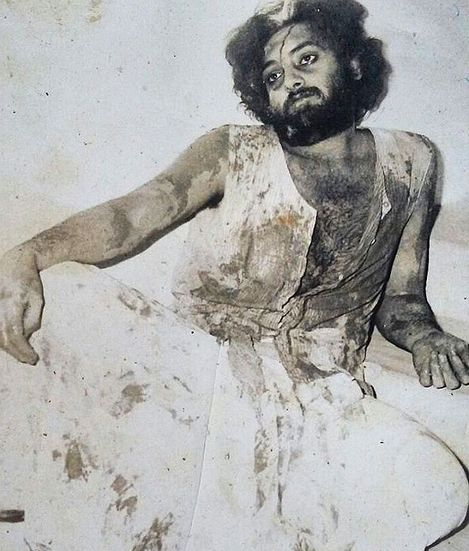 Shahnawaz Pradhan in one of his plays