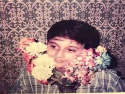 Swapnil Joshi in childhood